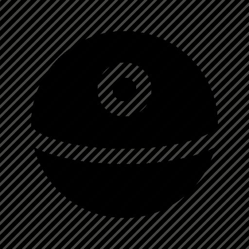 death, planet, starwars icon