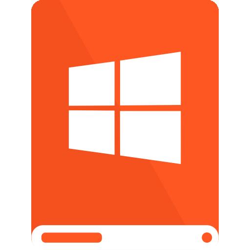 do, drive, white, windows icon