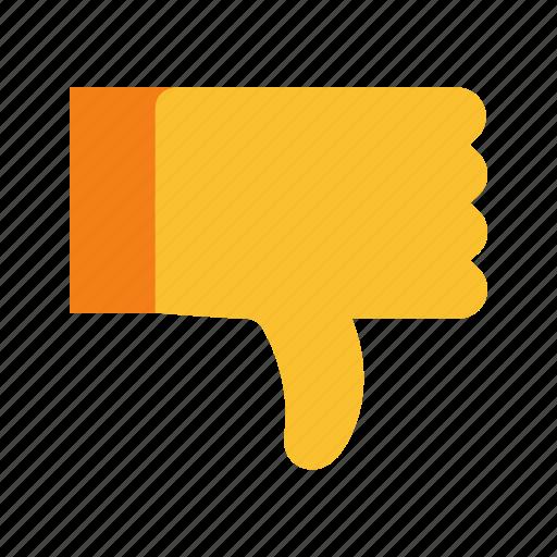 bad, dislike, down, feedback, good, thumb, thumbs icon