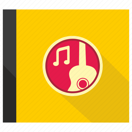 acoustic, album, guitar, music, rock, sound icon