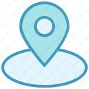 gps, location, map, pin, point, sticky, tracker