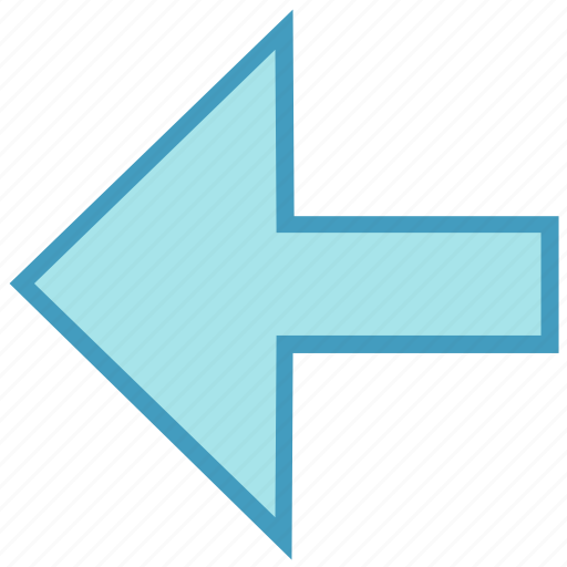 Arrow, direction, left, left arrow, previous icon - Download on Iconfinder