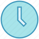 alarm, clock, optimization, time, time optimization, watch icon