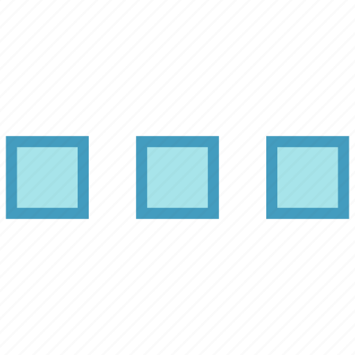 Loading, more, progress, square icon - Download on Iconfinder