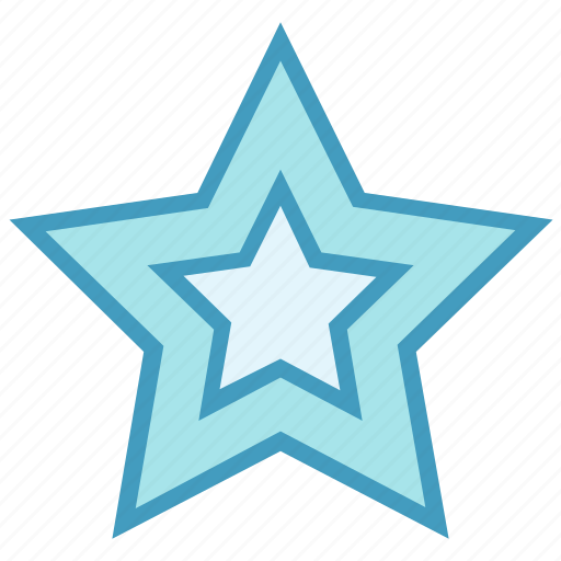 badge, bookmark, favorite, rate, rating, stars icon