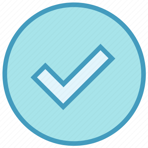 Accept, check, check circle, circle, tick, yes icon - Download on Iconfinder