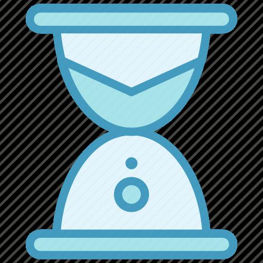 Deadline, hourglass, loading, sand clock, sandglass, timer, waiting icon - Download on Iconfinder