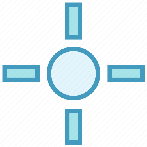 Aim, bulls eye, focus, goal, point, scope, target icon - Download on Iconfinder