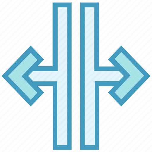 Arrows, direction, left right, left right arrows, next icon - Download on Iconfinder