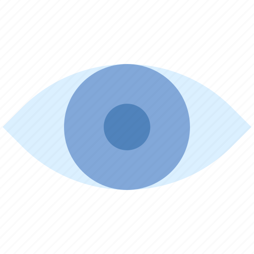 eye, show, view, visibility, vision, watch icon