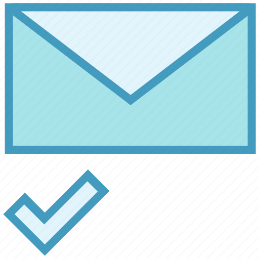 Access, check, email, envelope, letter, mail, message icon - Download on Iconfinder