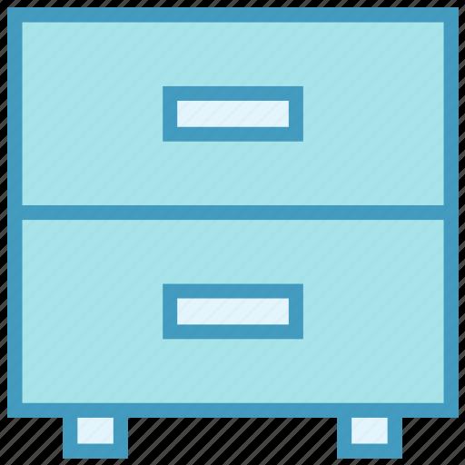 Cabinet, draw, furniture, interior, office draw, wardrobe icon - Download on Iconfinder