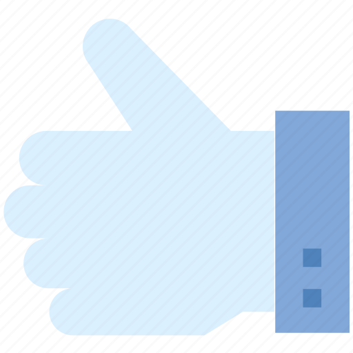 hand, like, thumb, up, vote icon