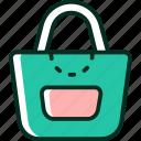 baby, bag, handbag, mother, purse