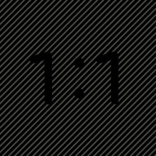 method, unitary, unitary method icon