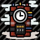 bomb, dynamite, explosives, tnt