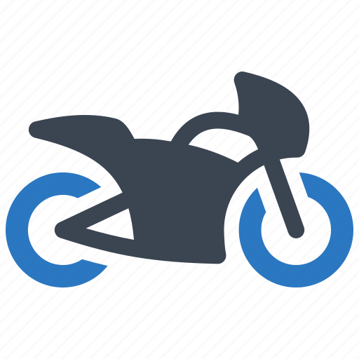 motorcycle, road transport, traffic, transport, transportation, vehicle icon