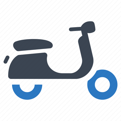 road transport, scooter, transport, transportation, vehicle icon