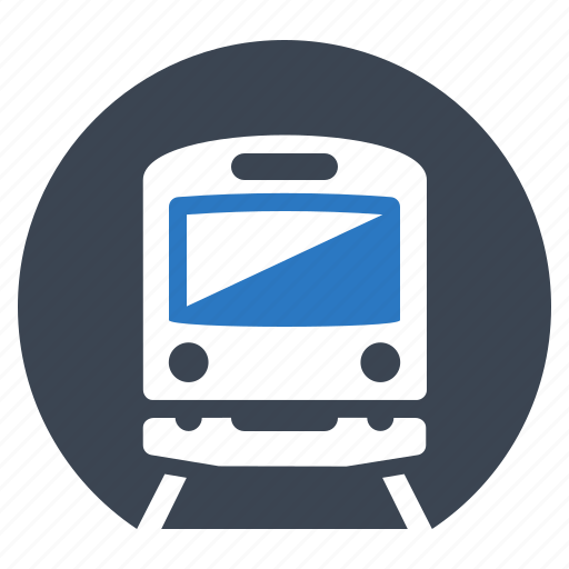 subway, traffic, train, transport, travel, tunnel, underground, vehicle icon