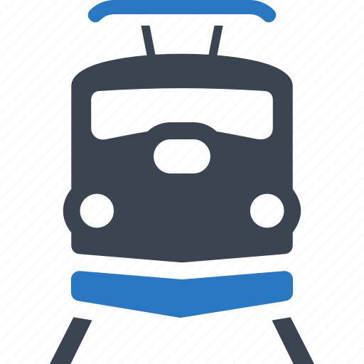 rail transport, railway, train, transport, vehicle icon