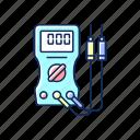 ammeter, voltmeter, voltage, resistance