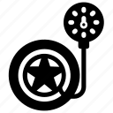 service, tire service, air pressure, tire pressure icon