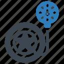 tire pressure, car, service, air pressure icon