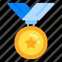 award, winner, badge, honor, medal