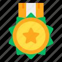 shield, award, badge, honor, medal