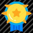 award, badge, honor, medal, shield