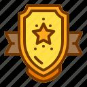 award, badge, honor, medal, star, veteran