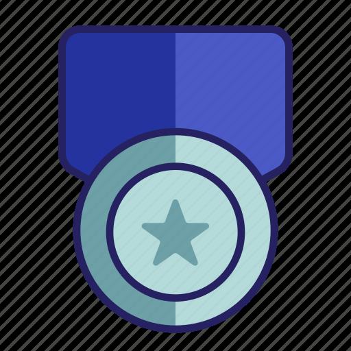 award, basic, challenge, medal icon