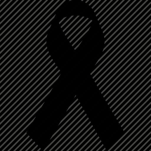 award, hiv, prize, ribbon, sticker icon