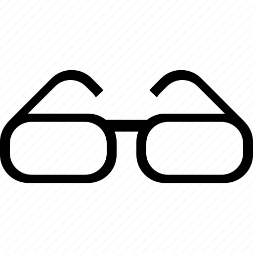 blind, explore, explorer, eye, find, glass, glasses, look, magnifying glass, search, show, spectacles, view, vision, zoom icon