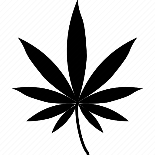 cannabis, drugs, grass, hemp, leaf, marijuana, natural, nature, organic, plant, pot, smoke icon