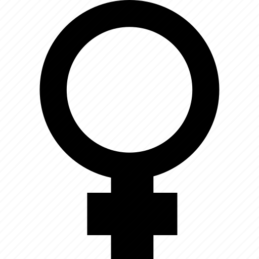 female, female symbol, girl, lady, venera, venus, woman icon