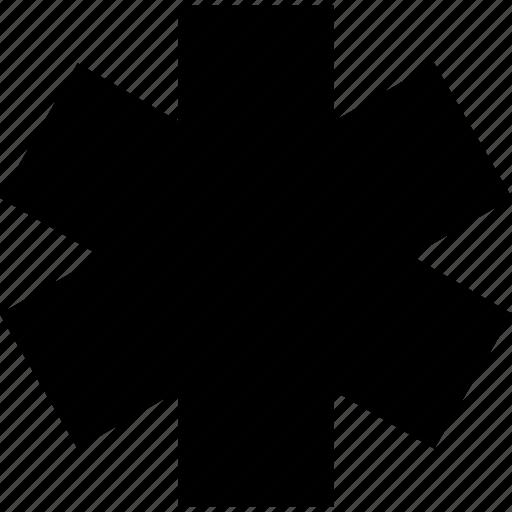 health, health care, healthcare, medical, medicine, star, symbol icon