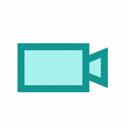 advertisement, business, marketing, media, network, news, video cam icon