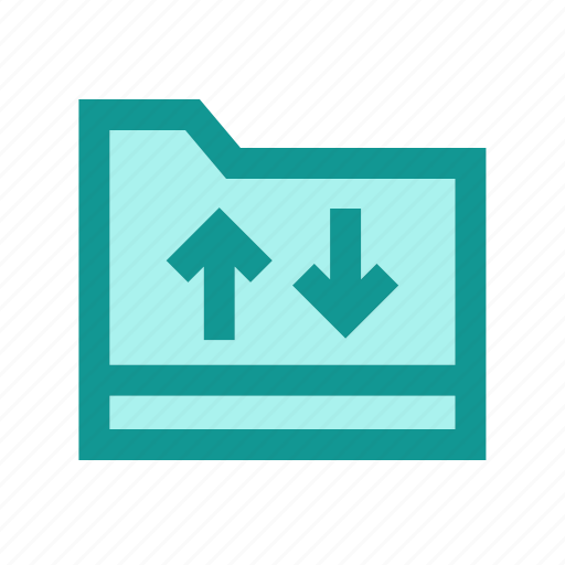 advertisement, business, marketing, media, network, news, upload icon