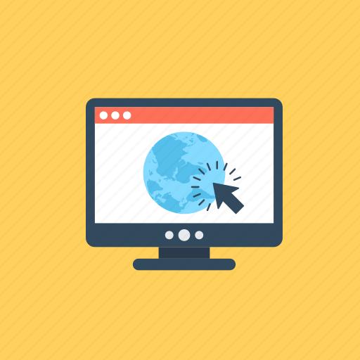 broadband, globalization, internet access, internet connection, internet service icon