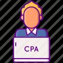 cost per acquisition, cpa, digital marketing icon