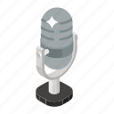 input device, media, mic, microphone, transducer device, voice recorder icon