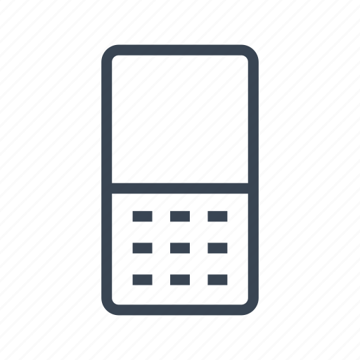 cell, mobile, phone, telephone icon