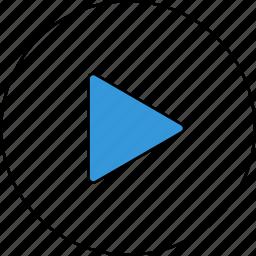 audio, control, media, music, play, player, sound icon