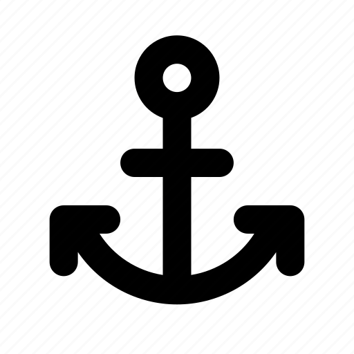 anchor, gravity, heaviness, mariner, navigation, sailor, weight icon