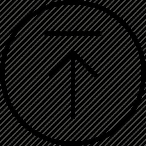 menu, nav, navigation, point, upload icon