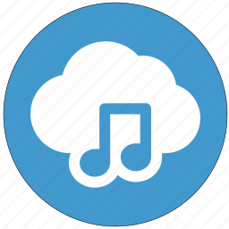 cloud, cloud song, music, player, songs, sound icon