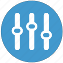command, control, instruction, manage, tool icon