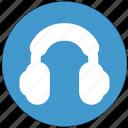 listening, receiver, headphone, headset, listen