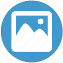 gallery, image, image stored, photography, representation, storage icon